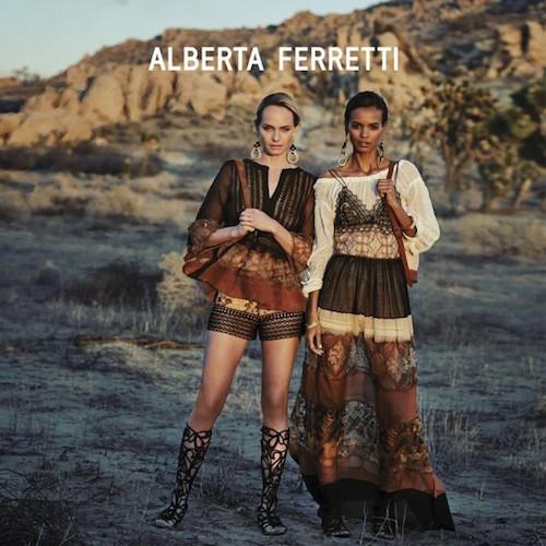 Alberta Ferretti Spring 2016