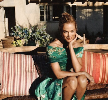 At Home with Carolyn Murphy