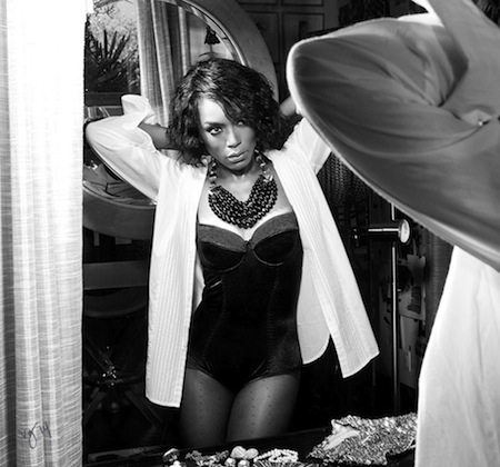 Getting Dressed with Angela Bassett