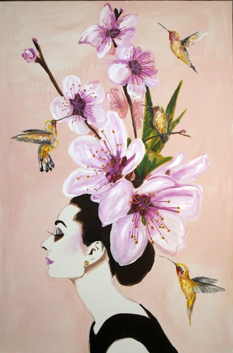 audrey w:cherry blossom ashley longshore