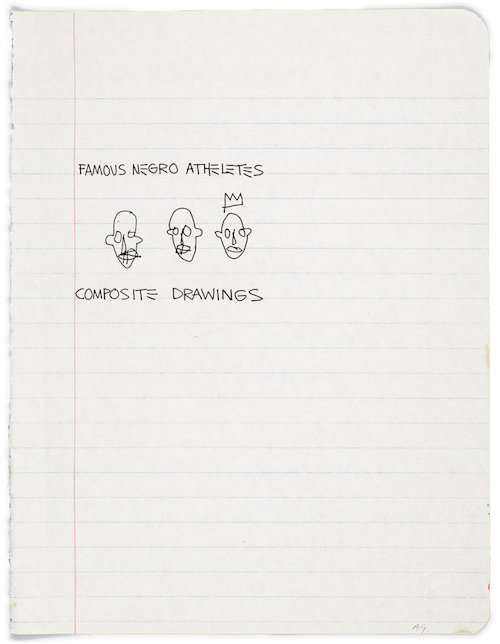 basquiat notebooks5