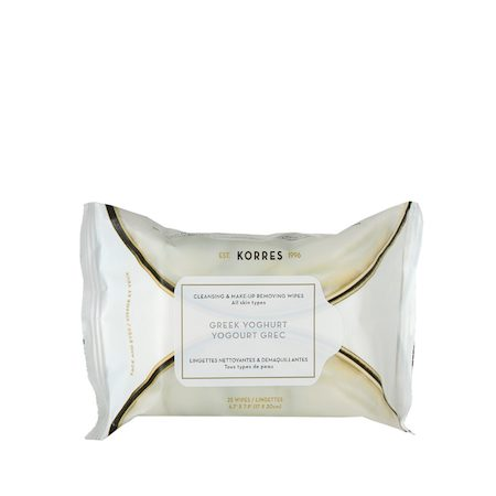 Korres Cleansing Wipes