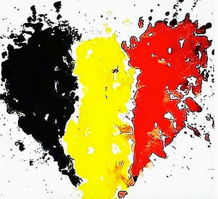 #Pray For Belgium