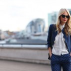 Spring on the Street | Blue