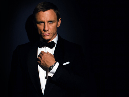 Man of Style: James Bond