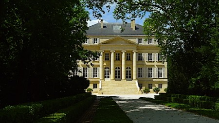 In Bordeaux: Chateau Margaux