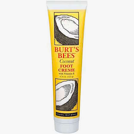 burt's bees foot cream