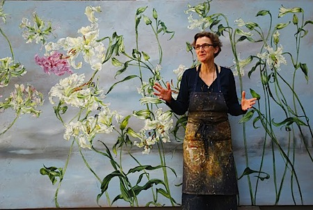 In The Studio: Claire Basler