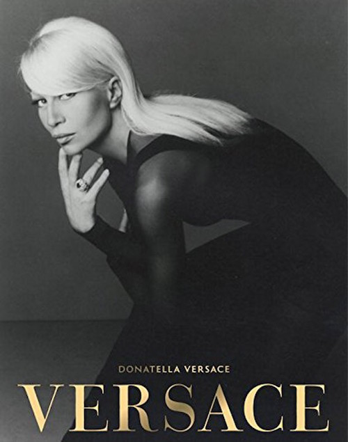 donatella versace book