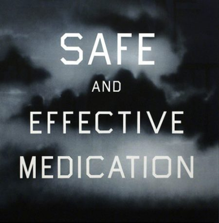 Safe and Effective Medication