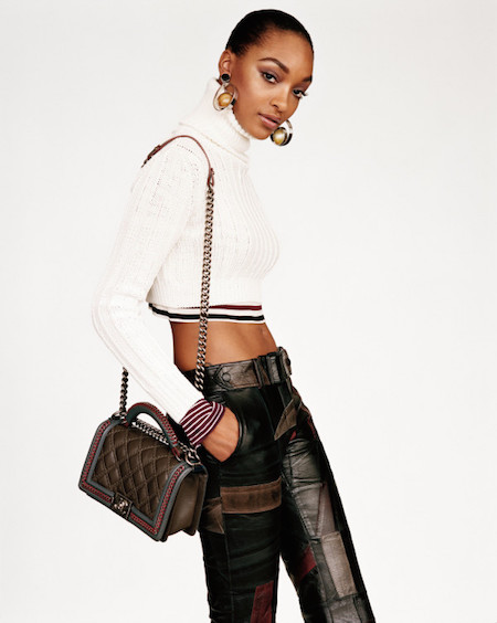 edward enninful jourdan dunn