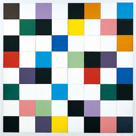 Colors For A Large Wall, 1951