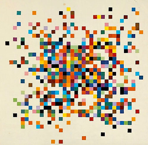 ellsworth-kelly-spectrum colors 1951