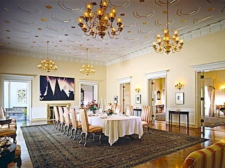 embassy dining