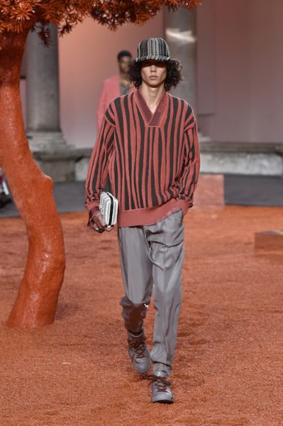 One Look| <b>Ermenegildo Zegna</b>