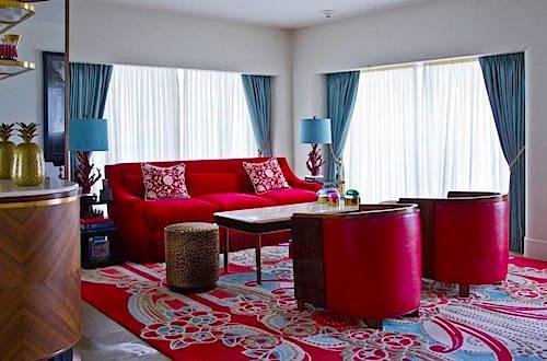 faena hotel suite