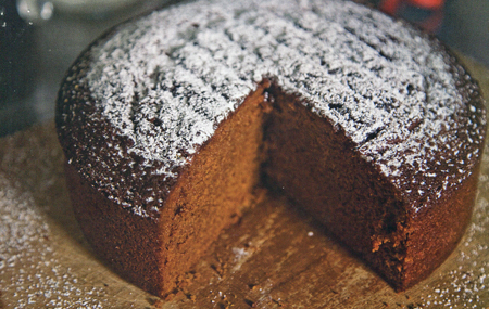 acadian spice cake