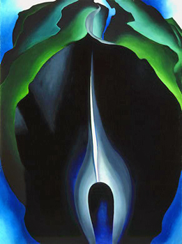 georgia-okeefe-jack-in-the-pulpit-iv