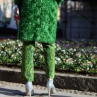 Spring on the Street | Green