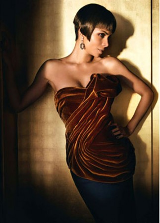 Halle Berry in Vogue