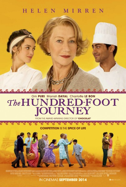 helen mirren hundred foot journey