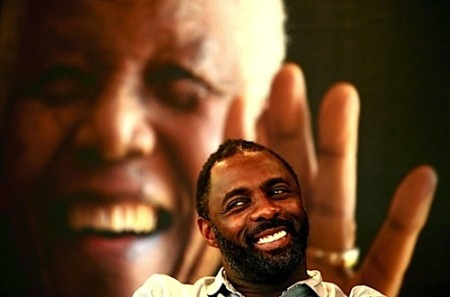 'Mandela: Long Walk to Freedom' press conference, Johannesburg, South Africa - 04 Nov 2013