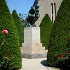 In Paris: Musée Rodin