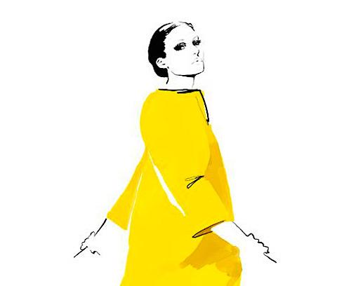 judith van den hoek yellow