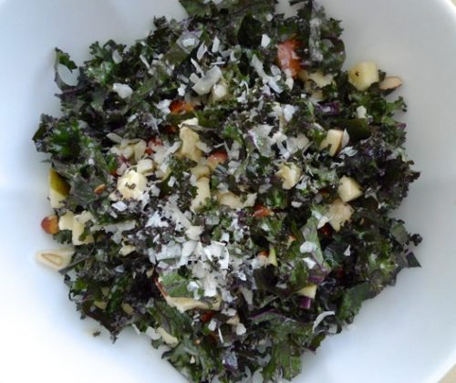 kale-apple-salad
