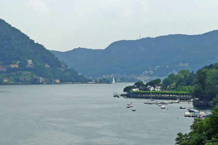 Buongiorno, Lake Como.