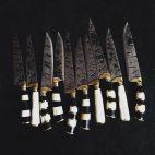 Max Poglia Handcrafted Knives