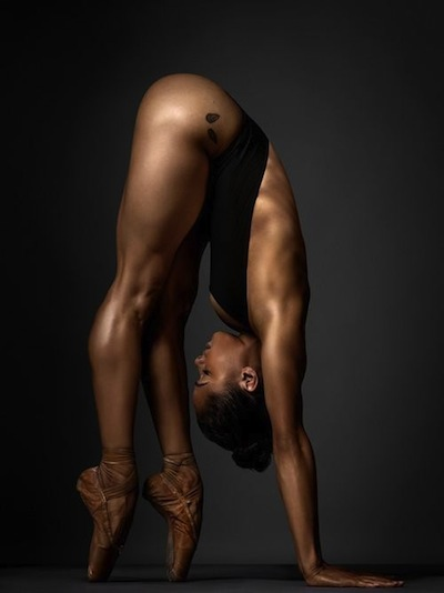 misty copeland bend