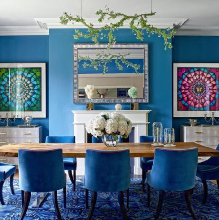 Dose of Color: Blue