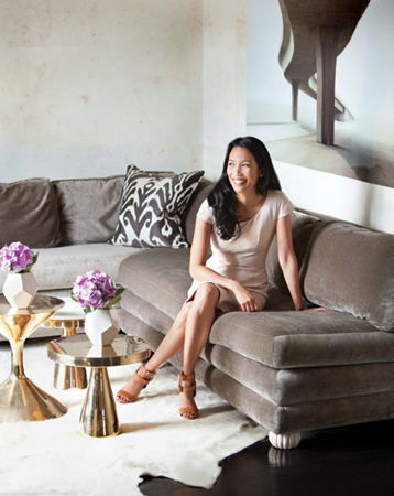 At Home with Nam Dang-Mitchell
