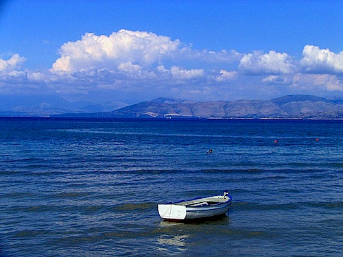 oceans corfu greece