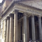 In Rome: The Pantheon