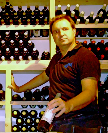 Alessandro Pepe Talks Wine