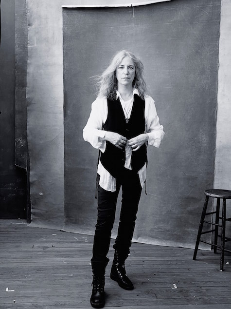 pirelli patti smith