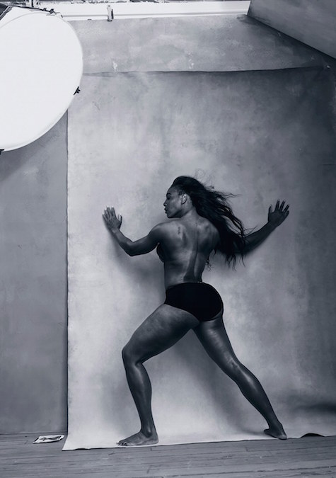 pirelli serena williams