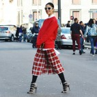 Spring on the Street | Red