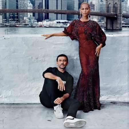 Riccardo Tisci to Burberry