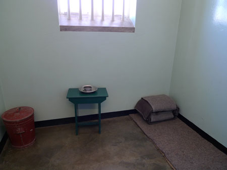 robben-island-the-cell