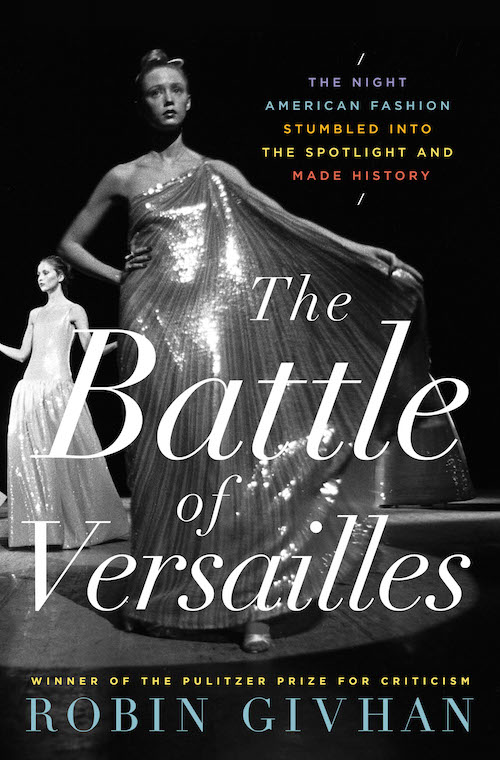 robin givhan battle of versailles