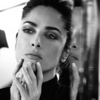 Salma Hayek in <em>The Edit</em>