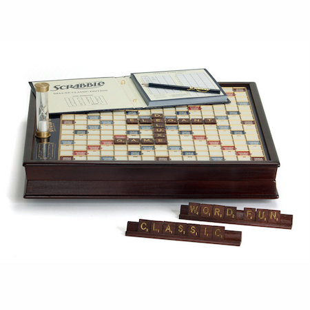 Scrabble Deluxe Game