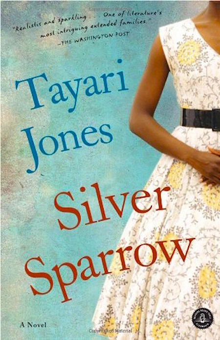 tayari jones silver sparrow