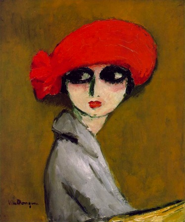 the corn poppy kees van dongen 1919