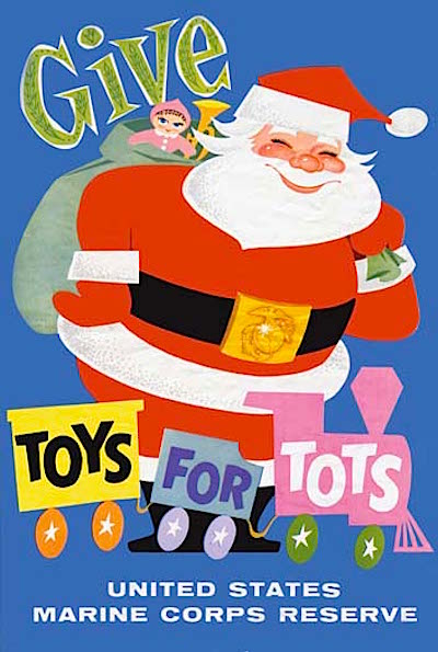 toys for tots 1948