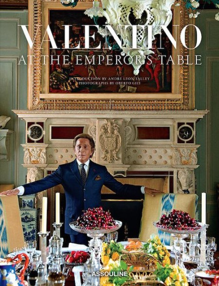 valentino emperors table