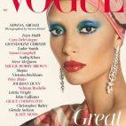 Adwoa Aboah for British Vogue